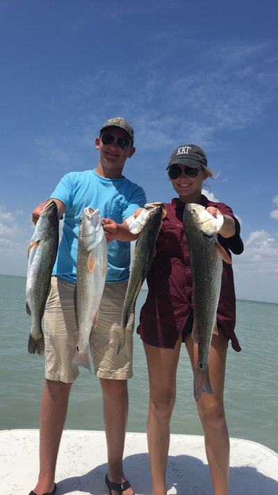 south padre island guided fishing trips